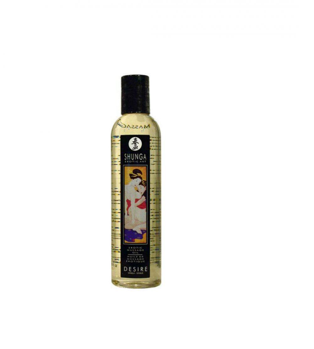 Shunga Erotic Massage Oil DESIRE