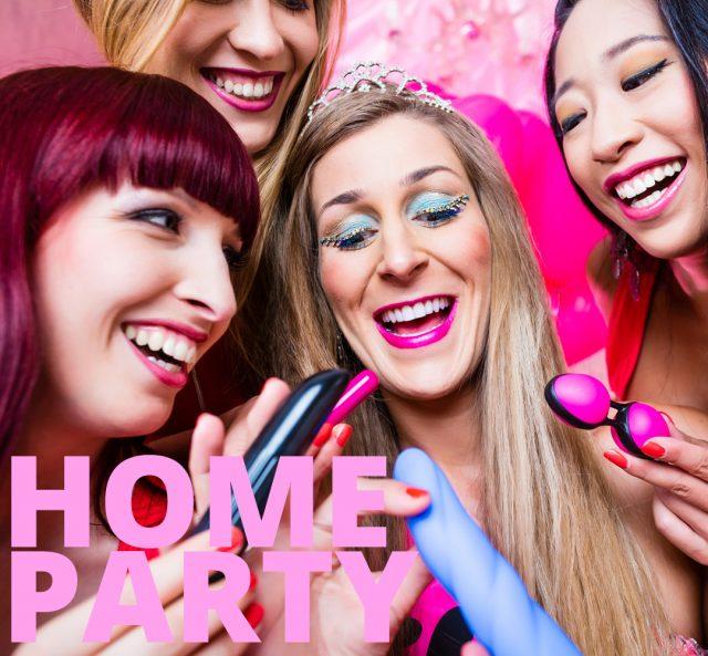 sexleksaks party