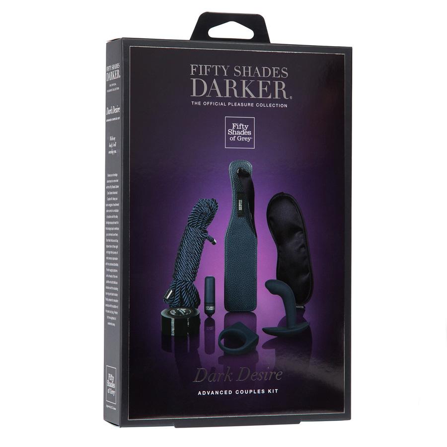 Fifty Shades Darker – Dark Desire – Advanced Couples Kit