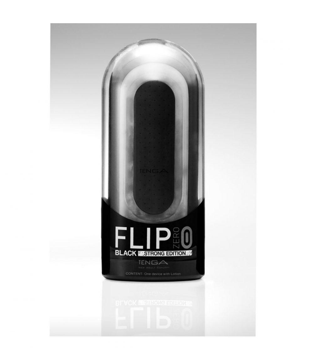 Tenga Flip 0 Zero Black