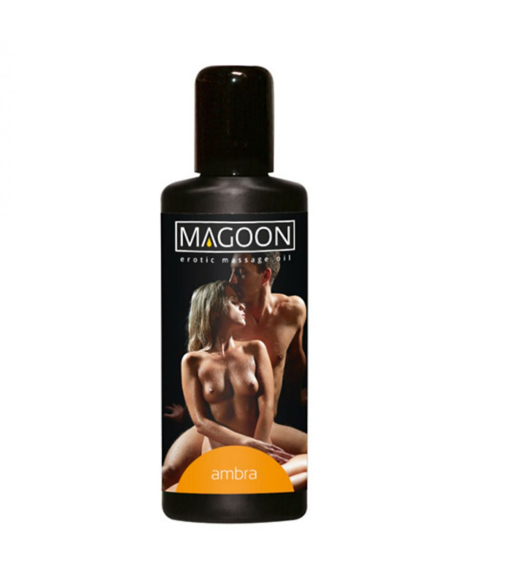 Erotic Massage Oil Amber