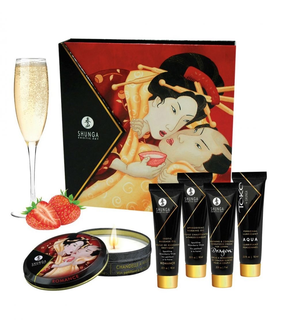 SHUNGA Geisha's Secret Set