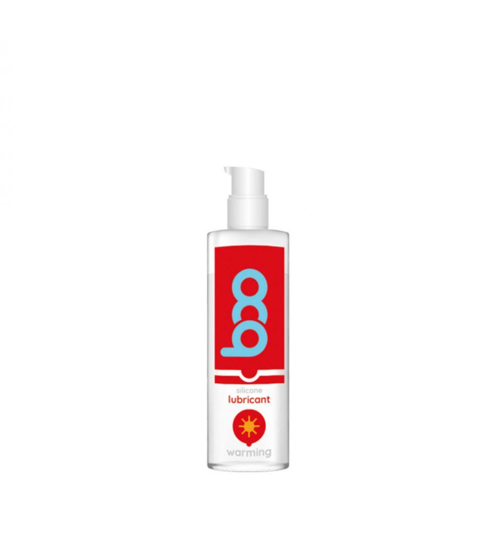 BOO Silicone lubricant warming 50ml