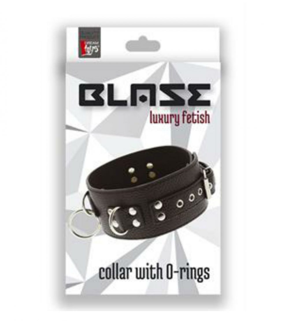Blaze collar with o-rings