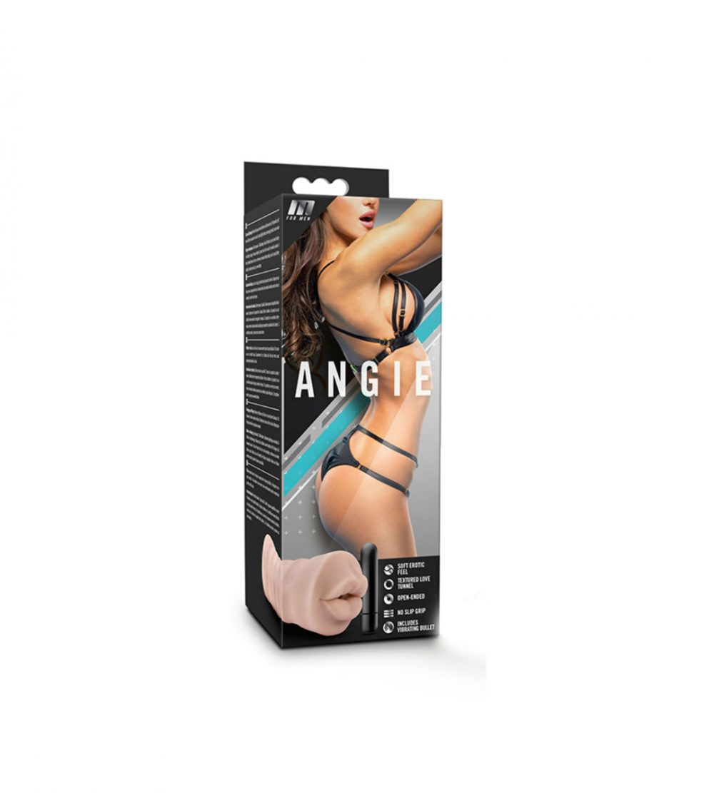 M FOR MEN ANGIE VANILLA